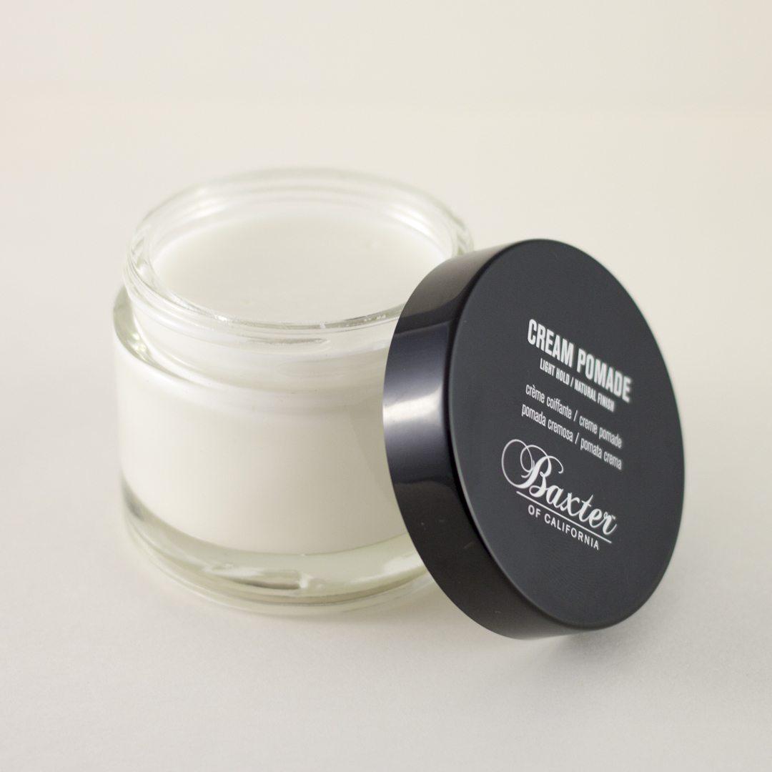 Обзор помады для волос Baxter of California Cream Pomade