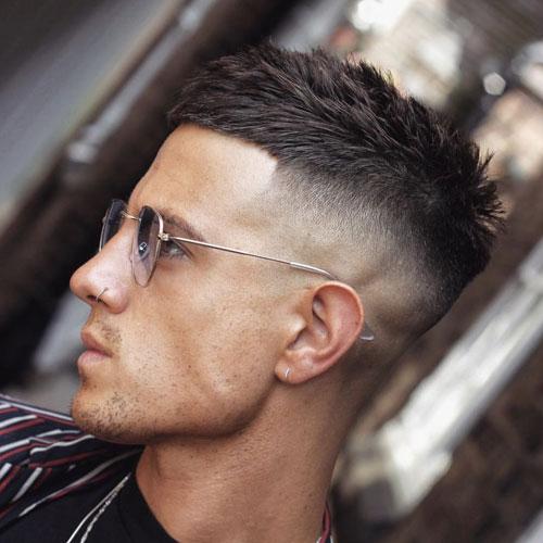 Основные правила укладки мужских волос