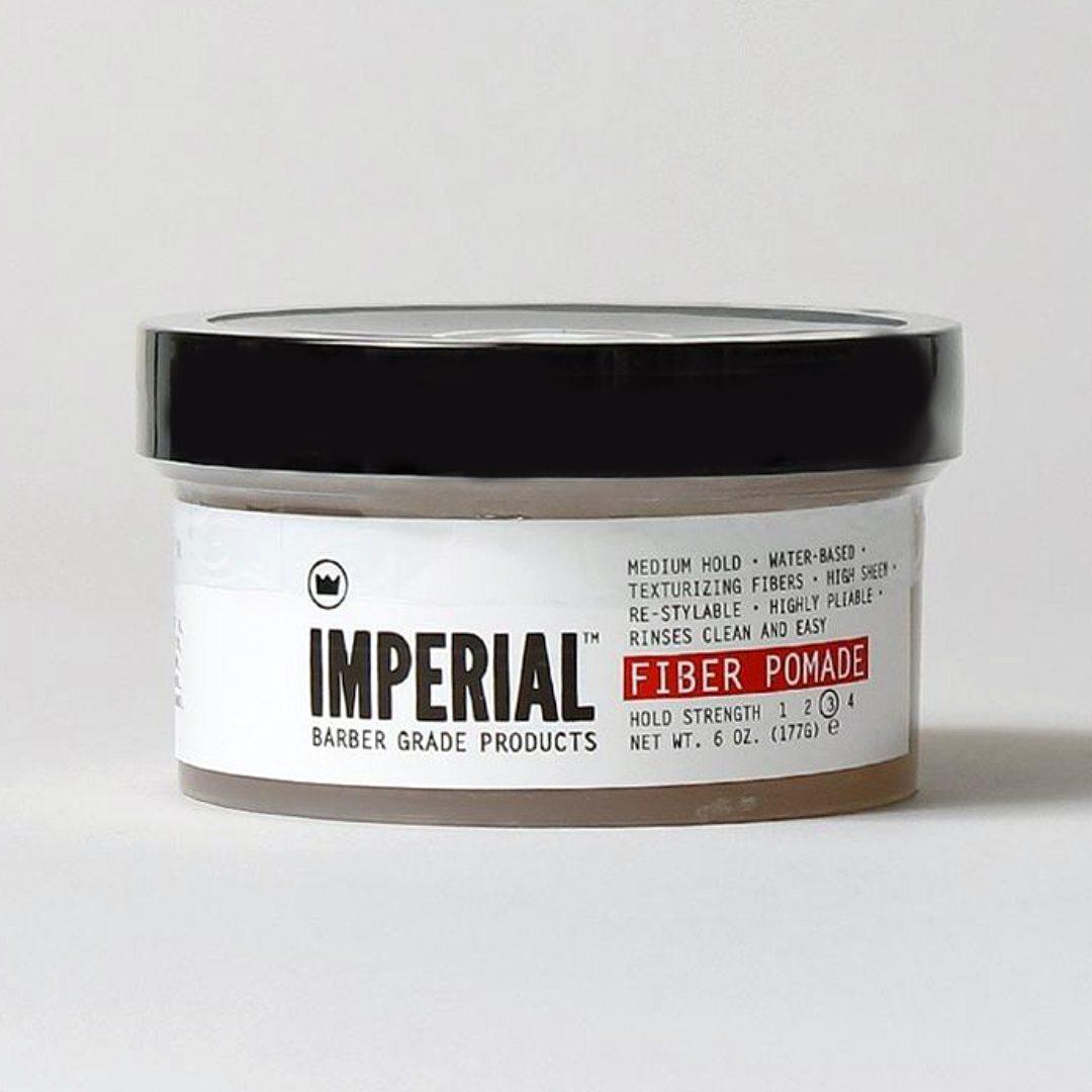 Обзор Imperial Fiber Pomade