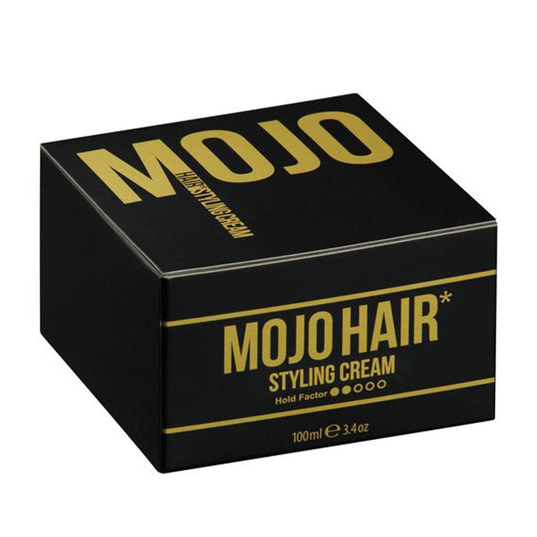 Обзор Mojo Hair Styling Cream